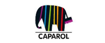 Das Logo der Firma Caparol